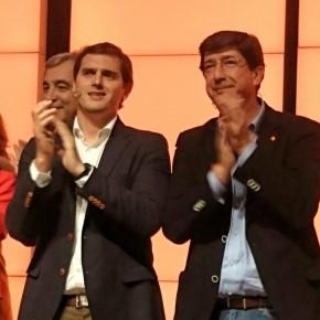 Juan Marín, presidente del grupo parlamentario andaluz de Ciudadanos estará en Córdoba este miércoles