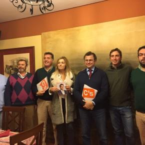 Ciudadanos continúa su implantación en la provincia con la constitución de C's Alto Guadalquivir