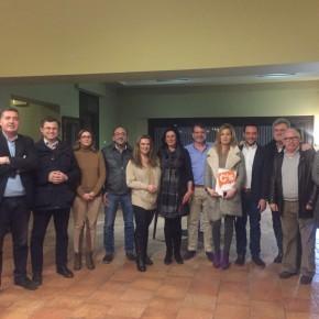 Ciudadanos consolida su estructura en Córdoba con la constitución del Subcomité Territorial