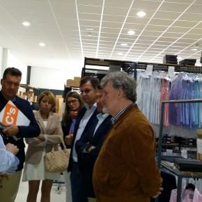 Ciudadanos aboga por convertir a Priego en el centro del sector textil de Andalucía con la puesta en valor del CITTA