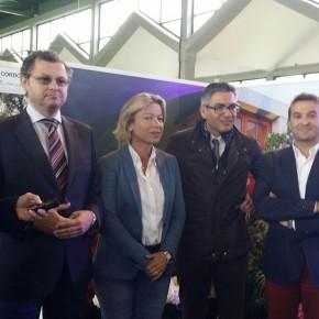 Ciudadanos muestra su apoyo al sector agroganadero de Córdoba con la visita de la Feria Agroganadera de Pozoblanco