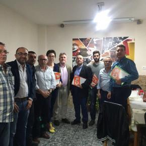 Ciudadanos Puente Genil cuenta con una nueva Junta Directiva, con Luisa María Campo como coordinadora