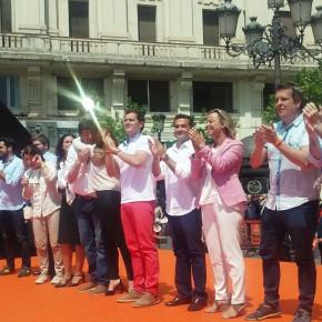 Ciudadanos (C's) apuesta por conseguir dos escaños en Córdoba
