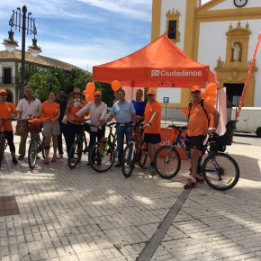 Ciudadanos (C's) incentivará el uso del transporte público y de la bicicleta