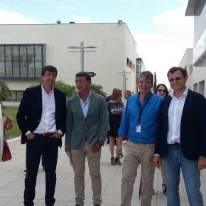 """Juan Marín: """"Los autónomos son la sangre de creación de empleo y generación de riquezas en Andalucí"""