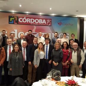 """Marín: """"En 12 días cambiará algo en Andalucía que llevábamos esperando 35 años: la bajada del impuesto de sucesiones gracias a Ciudadanos"""""""