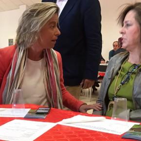 """La parlamentaria Andaluza de Cs asegura que """"el relevo generacional en el campo andaluz es ya una prioridad para Ciudadanos"""""""
