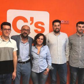 Antonio Moñiz reelegido coordinador de Cs Cabra