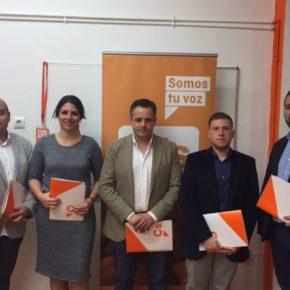 La agrupación de Ciudadanos Lucena elige a Gregorio Martín como nuevo Coordinador