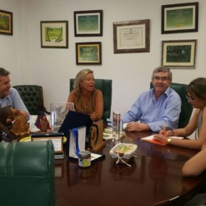 Ciudadanos se interesa por la situación del Conservatorio de Priego de Córdoba