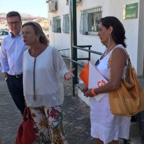 Ciudadanos satisfecho por la paralización del decreto en relación al cierre de los laboratorios agroalimentarios de Andalucía