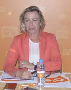 La parlamentaria cordobesa Isabel Albás, elegida secretario de Programas y Áreas Sectoriales de Ciudadanos en Andalucía