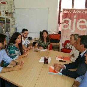 El portavoz económico de Cs asegura que el principal objetivo de la Ley de Emprendimiento de Andalucía es ser útil a los emprendedores