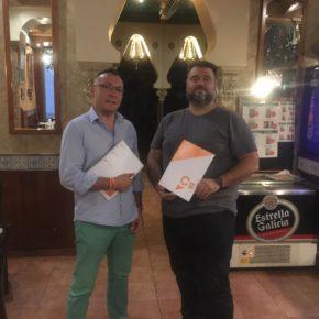 Ciudadanos renueva sus cargos orgánicos en Fernán Núñez donde sale elegido como coordinador Adolfo Morales