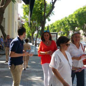 Ciudadanos denuncia que el Ayuntamiento de Montilla va tarde con los aparcamientos de la calle Ballén