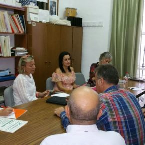 Ciudadanos aboga por que el Conservatorio de Priego de Córdoba pueda ofertar un grado medio en sus dos primeros cursos