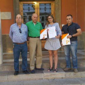 Ciudadanos solicita la reparación urgente del Veredón de la Almorzara