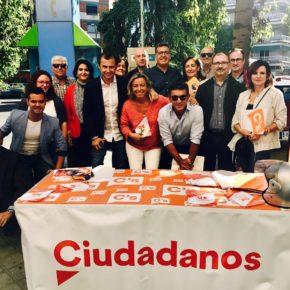 Ciudadanos pide un plan integral de reforma para el barrio de Ciudad Jardín