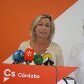 Ciudadanos insta a la Junta de Andalucía a que deje de dar titulares con el CARE de Lucena y presente su hoja de ruta
