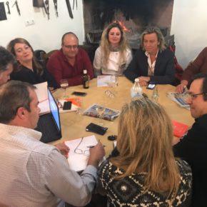 Ciudadanos consolida la agrupación Alto Guadalquivir y avanza nuevos grupos locales en la comarca