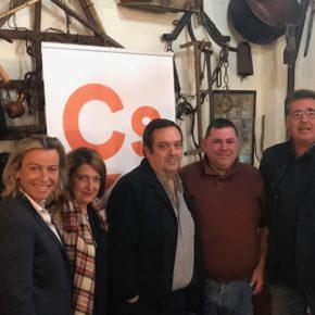 Ciudadanos eleva su presencia en la provincia con nuevo grupo local en Villafranca