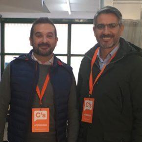 Afiliados de Ciudadanos (Cs) Córdoba participan este 21D como apoderados en las elecciones catalanas