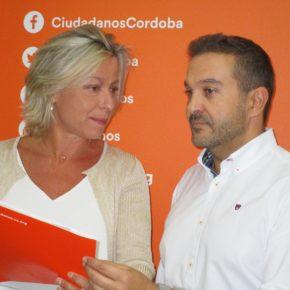 Ciudadanos demanda al Gobierno que tenga en cuenta a Córdoba en las ayudas fiscales para compensar las pérdidas producidas por la sequía