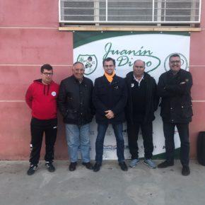 Ciudadanos exige al Ayuntamiento que arregle de forma urgente e inmediata las calderas de los vestuarios de las instalaciones deportivas municipales Margaritas