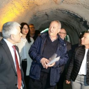 Ciudadanos aboga por la conservación y la difusión de la Cueva del Ángel de Lucena