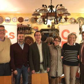 Ciudadanos constituye el grupo local de Obejo