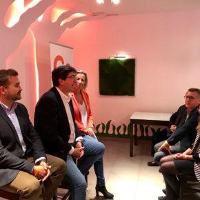 Ciudadanos llega al 82% de la población de la provincia de Córdoba
