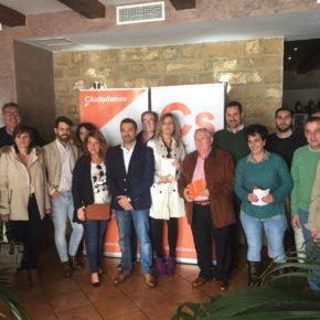 Ciudadanos se presenta en Villafranca de Córdoba de la mano de Lucía Pérez