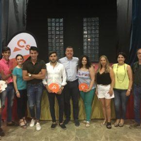 Ciudadanos ya cuenta con grupo local en Pedro Abad