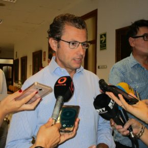 Ciudadanos califica de atropello la concesión de la licencia exprés a CECOSAM sin el pronunciamiento de la comisión de licencias