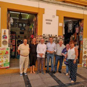 """Dorado: """"A PSOE e IU se les olvida que el Casco Histórico de Córdoba es Patrimonio de la Humanidad y hay que preservarlo y conservarlo"""""""