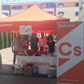 Ciudadanos pide al Ayuntamiento de Montilla la reapertura al tráfico rodado de la Calle Corredera para la campaña de Navidad