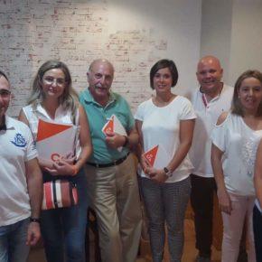 Ciudadanos visita las aldeas de Priego de Córdoba para conocer sus demandas y deficiencias