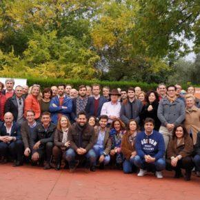 """Fran Carrillo: """"Detrás de este magnífico grupo humano hay un espíritu, un proyecto y un plan para cambiar Andalucía; que tenemos fuerza y que salimos a ganar"""""""