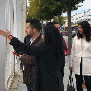 Ciudadanos denuncia que la Junta de Susana Díaz y el PSOE han abandonado la educación de nuestros niños y jóvenes