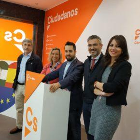 """Fran Carrillo: """"La opción más conservadora es la del PSOE, la alternativa real es Ciudadanos"""""""