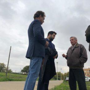 Ciudadanos denuncia la situación de abandono en la que estudian más de 300 alumnos del SEP Luis de Góngora