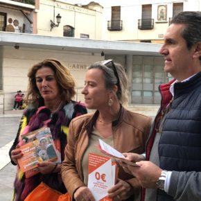 Ciudadanos apuesta por los emprendedores y por el empleo de calidad para hacer crecer a Montilla y a Andalucía