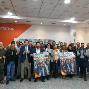 """Fran Carrillo: """"Ciudadanos situará a Córdoba en el lugar que se merece"""""""