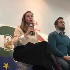 La afiliación joven de Ciudadanos en Córdoba crece un 80% en el último año