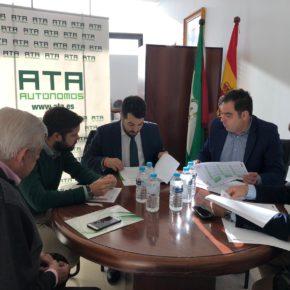 """Fran Carrillo: """"los emprendedores y las empresas son quienes crean empleo en Andalucía, no los políticos"""""""